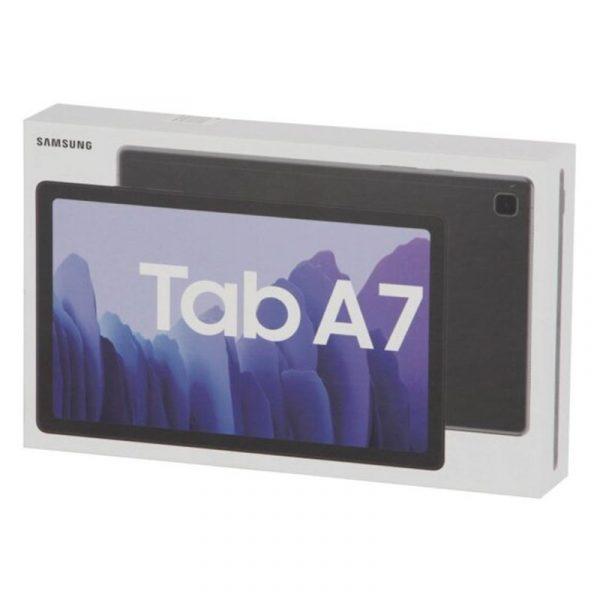 Планшет Samsung Galaxy Tab A7 10.4 SM-T500 32GB Wi-Fi (2020) Темно-серый-12