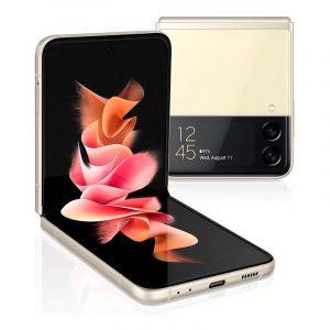 Смартфон Samsung Galaxy Z Flip3 128GB Бежевый