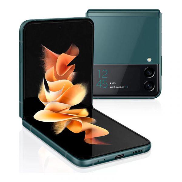 Смартфон Samsung Galaxy Z Flip3 128GB Зеленый
