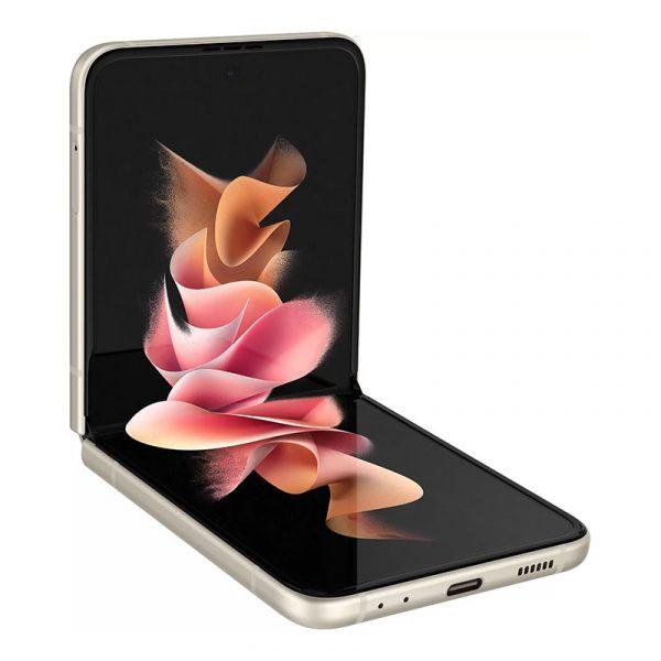 Смартфон Samsung Galaxy Z Flip3 256GB Бежевый-8