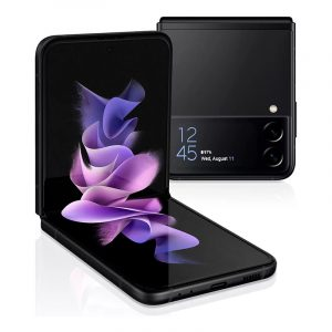 Смартфон Samsung Galaxy Z Flip3 256GB Черный