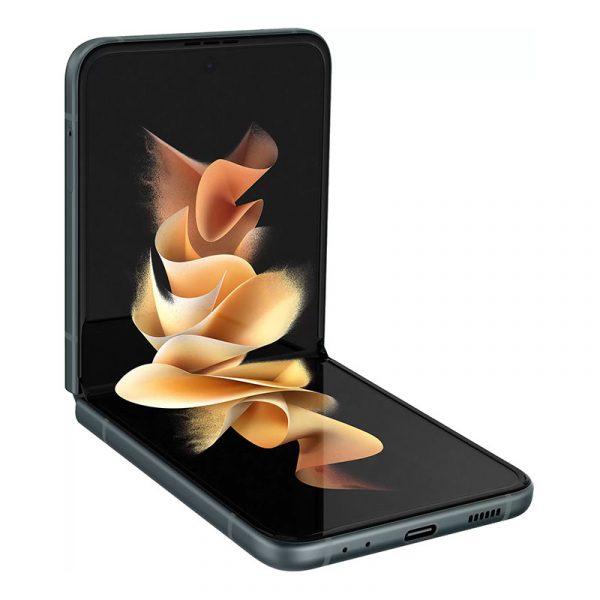 Смартфон Samsung Galaxy Z Flip3 256GB Зеленый-1