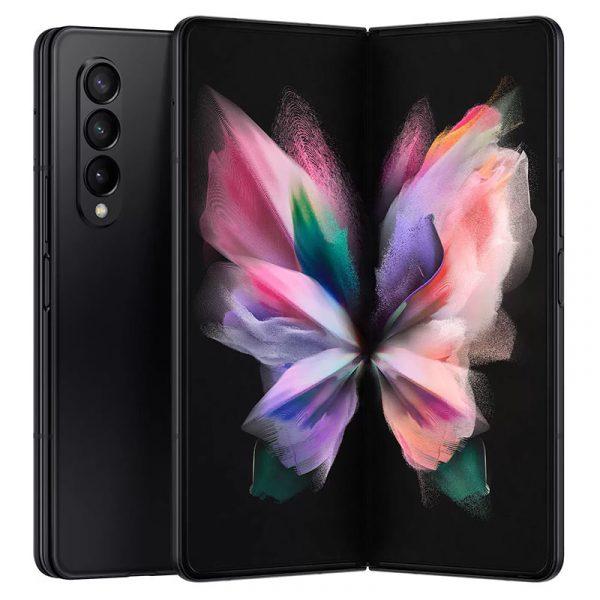 Смартфон Samsung Galaxy Z Fold3 256GB Черный