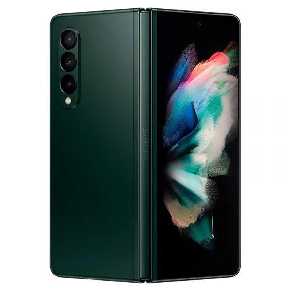 Смартфон Samsung Galaxy Z Fold3 512GB Зеленый-1