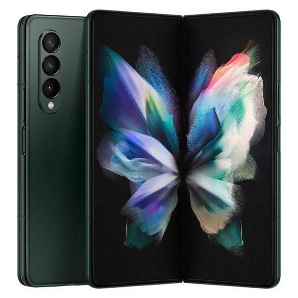 Смартфон Samsung Galaxy Z Fold3 512GB Зеленый