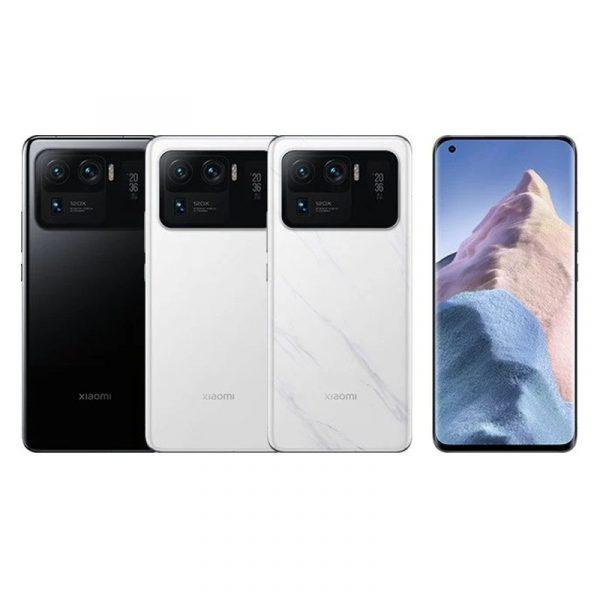 Смартфон Xiaomi Mi11 Ultra 8/256GB White Белый-2