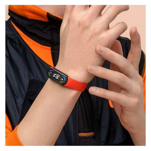 Умный браслет Xiaomi Mi Smart Band 6 Global Черный-8