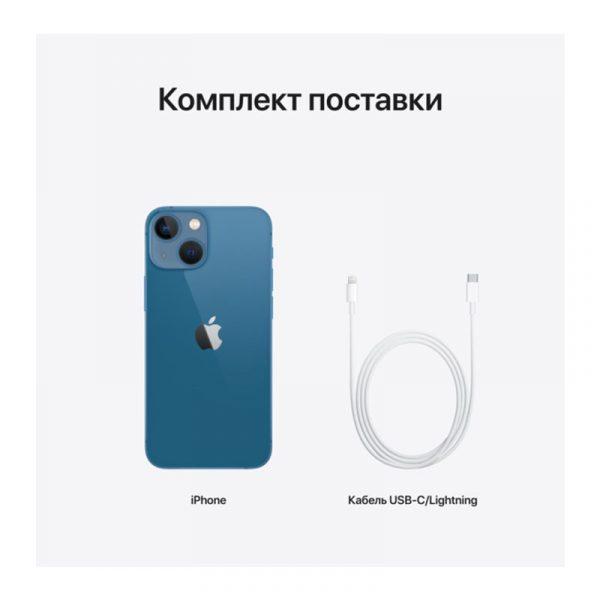 Смартфон Apple iPhone 13 128GB Blue (MLP13)-6