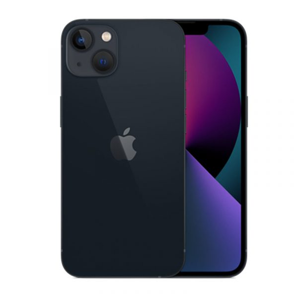 Смартфон Apple iPhone 13 128GB «Тёмная ночь» (MLNW3)-1