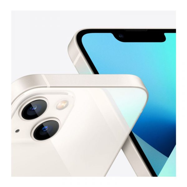 Смартфон Apple iPhone 13 128GB Starlight (MLNX3)-5