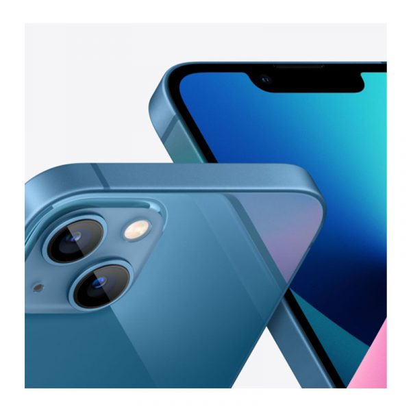 Смартфон Apple iPhone 13 256GB Blue (MLP73)-4