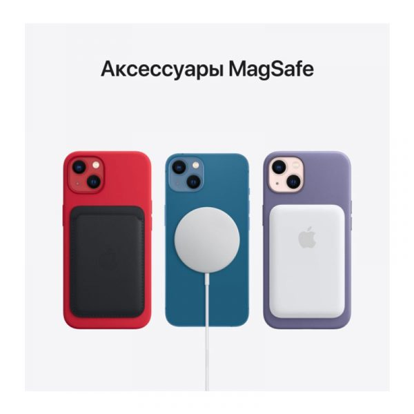 Смартфон Apple iPhone 13 256GB Midnight (MLP23)-9