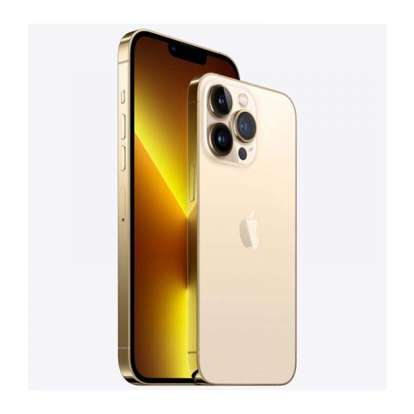 Смартфон Apple iPhone 13 Pro Max 256GB Gold (MLMG3)-3