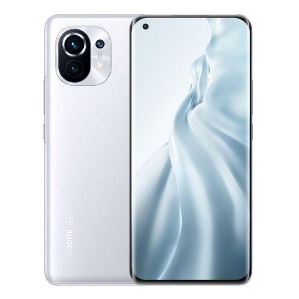 Смартфон Xiaomi Mi 11 8/256GB, Cloud White