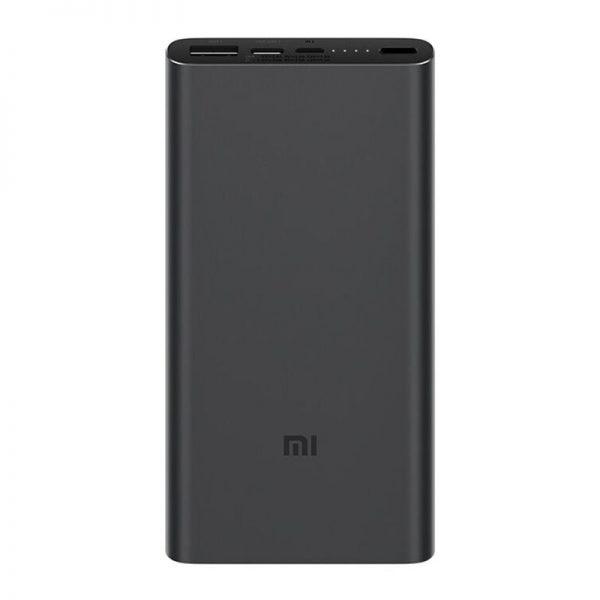 Аккумулятор Xiaomi Mi Power Bank 3 10000mAh (PLM12ZM) Black