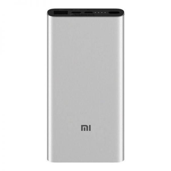 Аккумулятор Xiaomi Mi Power Bank 3 10000mAh (PLM12ZM) Silver