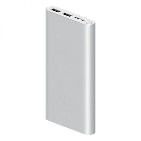 Аккумулятор Xiaomi Mi Power Bank 3 10000mAh (PLM13ZM) Silver