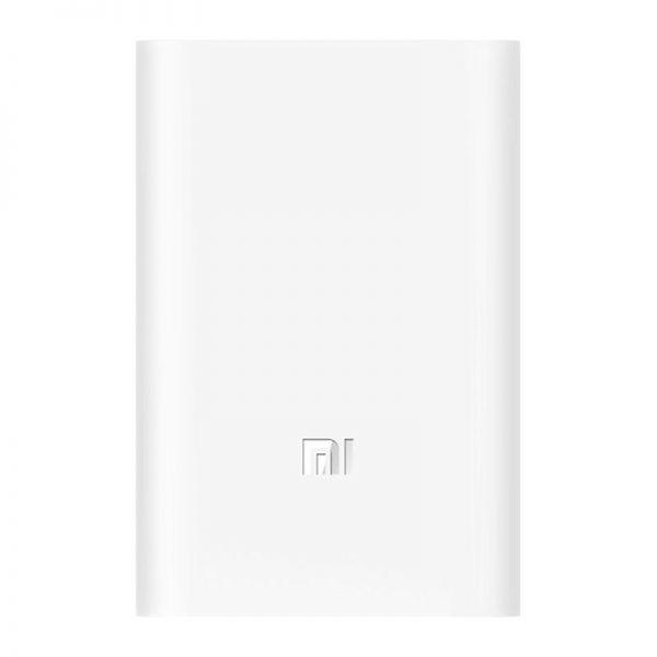 Аккумулятор Xiaomi Mi Power Bank Pocket Version 10000mAh Белый