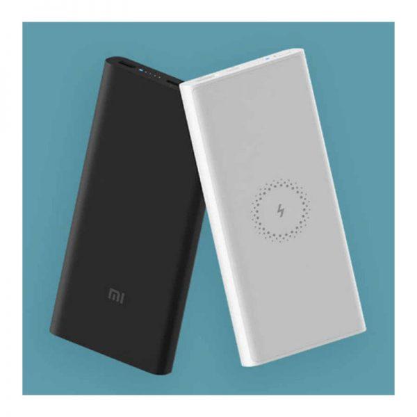 Аккумулятор Xiaomi Mi Wireless Power Bank Youth Edition 10000mAh Black (WPB15ZM)-3