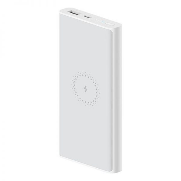 Аккумулятор Xiaomi Mi Wireless Power Bank Youth Edition 10000mAh White (WPB15ZM)