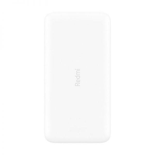 Аккумулятор Xiaomi Redmi Power Bank Fast Charge 20000mAh (PB200LZM) Белый