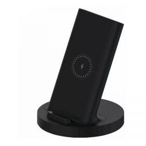 Беспроводное зарядное устройство Xiaomi Vertical Wireless Charger 20W Black