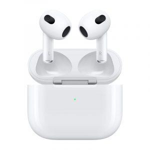 Беспроводные наушники Apple AirPods (3‑го поколения) MME73