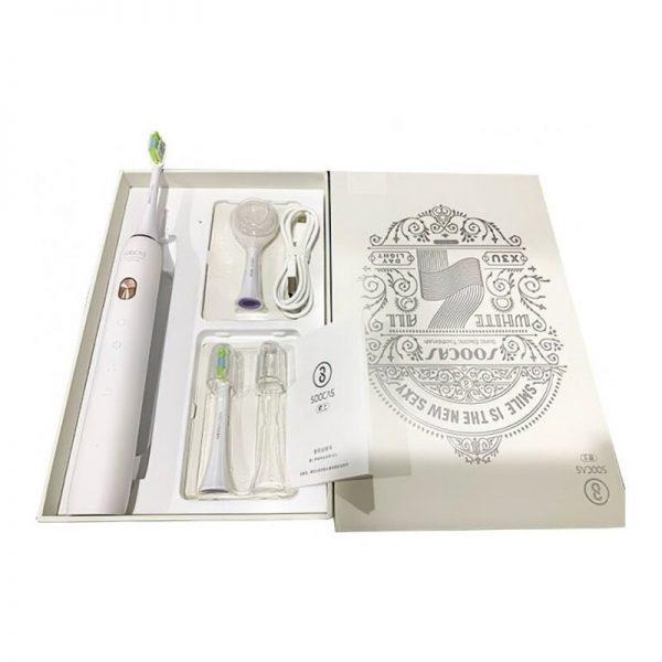 Электрическая зубная щетка Soocas X3U Set Белая (EU)-1