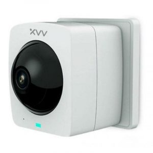 Поворотная IP-камера Xiaomi Xiaovv Smart Panoramic White-2
