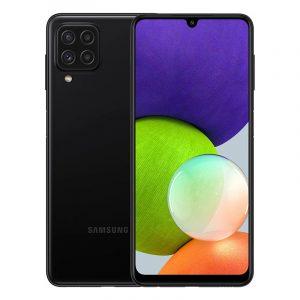 Смартфон Samsung Galaxy A22 4/128GB Черный