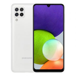 Смартфон Samsung Galaxy A22 4/64GB Белый