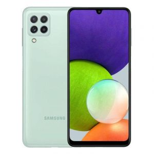 Смартфон Samsung Galaxy A22 4/64GB Мятный