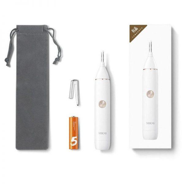 Триммер для носа и ушей Xiaomi Soocas Nose Hair Trimmer N1 White-4