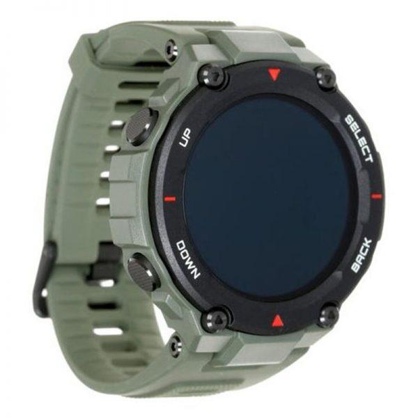 Умные часы Xiaomi Amazfit T-Rex Green-1