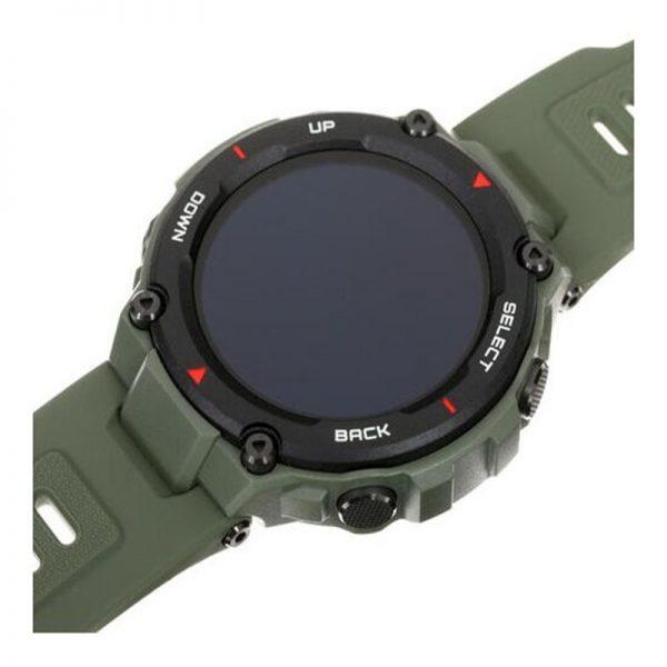 Умные часы Xiaomi Amazfit T-Rex Green-4
