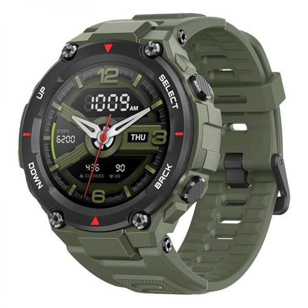 Умные часы Xiaomi Amazfit T-Rex Green
