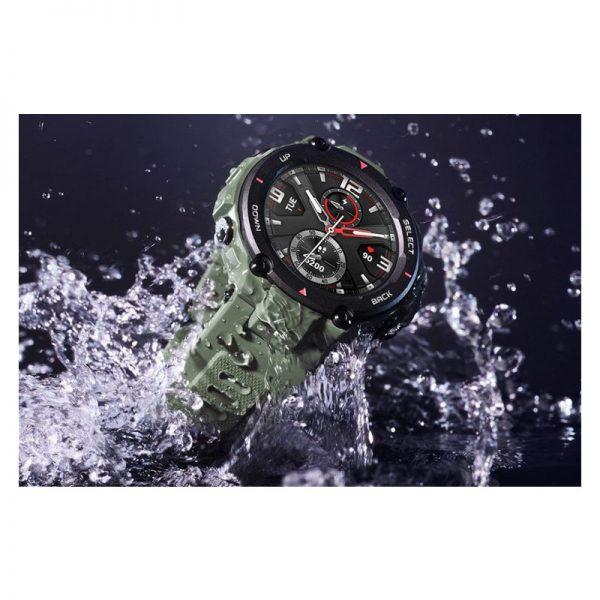 Умные часы Xiaomi Amazfit T-Rex Green-9