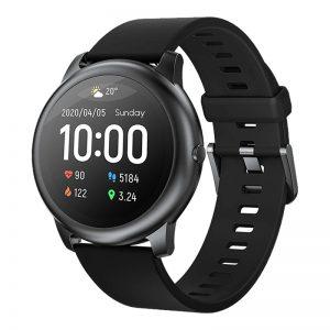 Умные часы Xiaomi Haylou LS05 Solar RU Черный