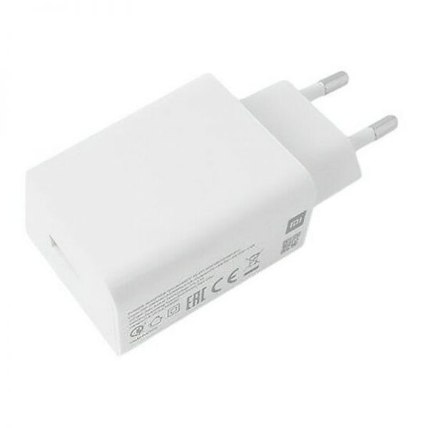 Зарядное устройство Xiaomi USB 3A (MDY-10-EF) Белый-1