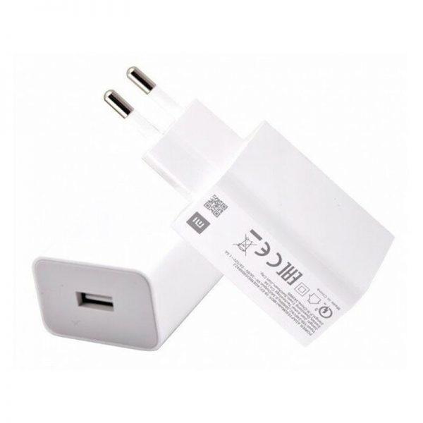 Зарядное устройство Xiaomi USB 3A (MDY-10-EF) Белый
