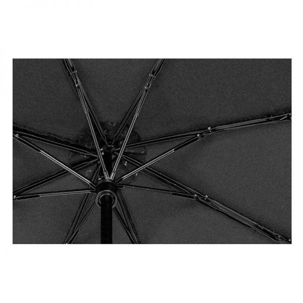 Зонт Zuodu Automatic Umbrella Led Черный-1