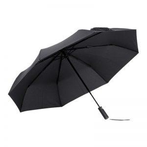 Зонт Zuodu Automatic Umbrella Led Черный