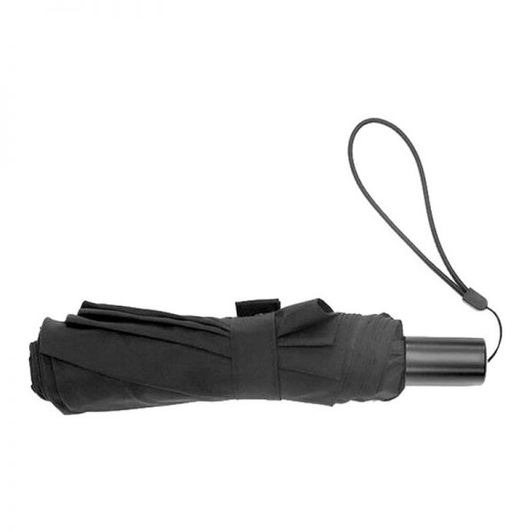 Зонт Zuodu Automatic Umbrella Led Черный-4